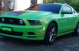 Ford Mustang 2013 Automatic Gasoline for sale in Indang