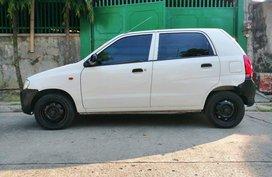 Selling Suzuki Alto 2007 Manual Gasoline in Quezon City