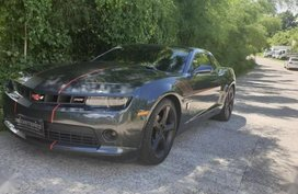 Sell 2nd Hand 2015 Chevrolet Camaro Automatic Gasoline in Pasig