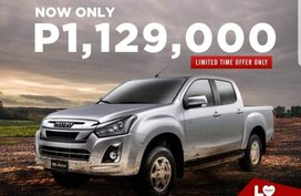 Brand New Isuzu D-Max Automatic Diesel for sale in Bacoor