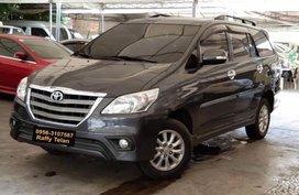 Selling 2nd Hand Toyota Innova 2014 in Makati
