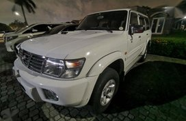 Nissan Patrol 2002 Automatic Diesel for sale in Taguig