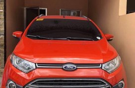 2nd Hand Ford Ecosport 2015 for sale in Quezon City