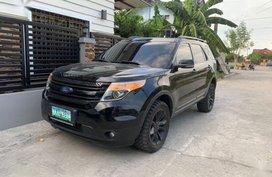 Ford Explorer 2012 Automatic Gasoline for sale in Quezon City