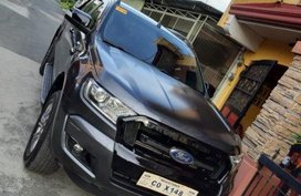 Selling 2nd Hand Ford Ranger 2018 in Cabuyao