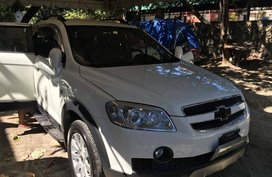 Chevrolet Captiva 2010 at 70000 km for sale