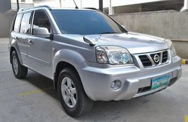 Selling Nissan X-Trail 2006 Automatic Gasoline in Mandaue
