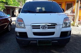 Hyundai Starex 2005 Manual Diesel for sale in Quezon City