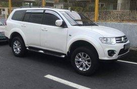 Selling 2nd Hand Mitsubishi Montero 2015 in Taytay