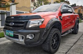 Ford Ranger 2013 Automatic Diesel for sale in Santa Maria