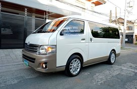 2013 Toyota Hiace at 69000 km for sale in Pasig