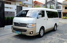 Sell Used 2014 Toyota Hiace Automatic Diesel