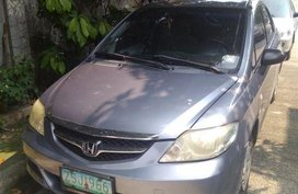 Sell 2nd Hand 2008 Honda City Manual Gasoline at 100000 km in Quezon City