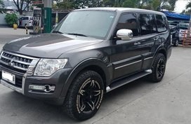 Mitsubishi Pajero 2015 at 61000 km for sale in Meycauayan