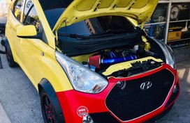 Sell 2nd Hand 2012 Hyundai Eon in Imus