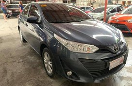 Sell Blue 2019 Toyota Vios in Quezon City