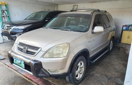Honda Cr-V 2004 Automatic Gasoline for sale in Tiaong