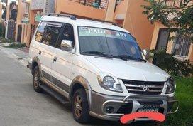 Selling Mitsubishi Adventure 2012 at 140000 km in Lipa