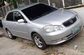 Selling Used Toyota Corolla 2003 Automatic Gasoline at 130000 km in Antipolo