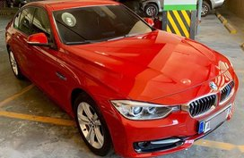 Sell 2nd Hand 2014 Bmw 320D Automatic Gasoline in Mandaluyong