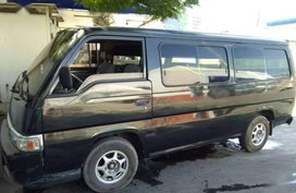 Nissan Urvan 2007 Manual Diesel for sale in Muntinlupa
