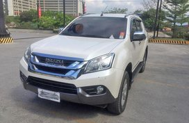 Selling 2nd Hand Isuzu Mu-X 2015 Automatic Diesel in Mandaue