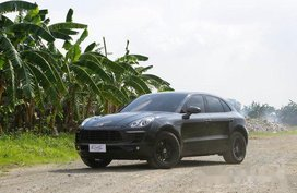 Sell Black 2016 Porsche Macan in Quezon City
