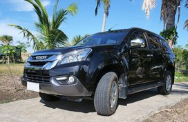 2nd Hand Isuzu Mu-X 2016 for sale in Puerto Galera