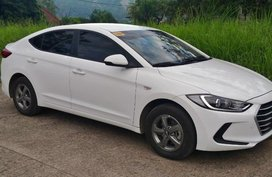 Sell 2nd Hand 2018 Hyundai Elantra Manual Gasoline in Quezon City