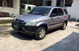 Selling Honda Cr-V 2005 Automatic Gasoline in Valenzuela