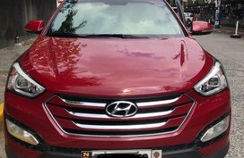 Hyundai Santa Fe 2015 Automatic Diesel for sale in Manila