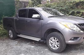 2nd Hand Mazda Bt-50 2013 for sale in Quezon City
