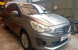 Sell 2nd Hand 2017 Mitsubishi Mirage at 30000 km in Quezon City