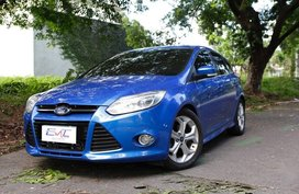 Selling 2nd Hand Ford Focus 2013 in Quezon City