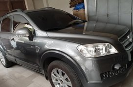 Selling Chevrolet Captiva 2010 Automatic Gasoline in Valenzuela