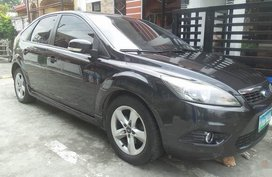 Sell Black 2010 Ford Focus Automatic Diesel at 80400 km in General Trias