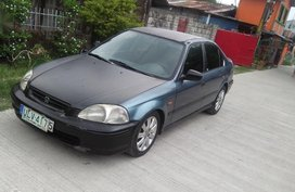 Sell 2nd Hand 1996 Honda Civic at 130000 km in Angeles