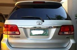 2nd Hand Toyota Fortuner 2007 for sale in Marikina