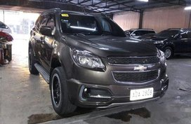 Selling Brown Chevrolet Trailblazer 2015 in Makati
