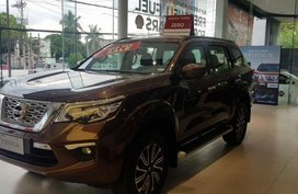 Selling Brand New Nissan Terra Automatic Diesel in Quezon City