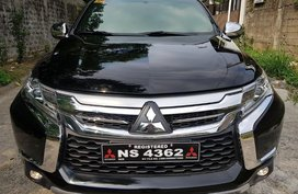 2017 Mitsubishi Montero Sport for sale in Malabon