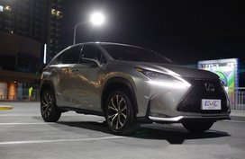 2nd Hand Lexus Nx 2015 for sale in Quezon City