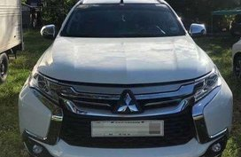 2nd Hand Mitsubishi Montero 2017 for sale in Quezon City