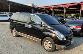Selling 2nd Hand Hyundai Grand Starex 2012 at 70000 km in Pasig