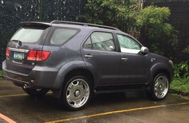 Selling Toyota Fortuner 2006 Automatic Gasoline in Pasig