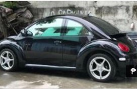 Volkswagen Beetle 2001 Automatic Gasoline for sale in Manila