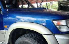 Selling 2nd Hand Nissan Patrol 2001 in Alaminos
