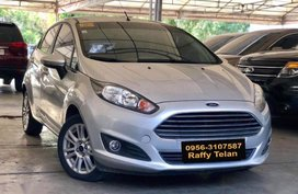 Ford Fiesta 2016 Automatic Gasoline for sale in Makati
