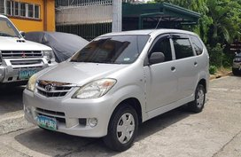 Sell Used 2010 Toyota Avanza Manual Gasoline at 70000 km in Pasig