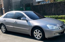 Used Honda Accord 2005 Automatic Gasoline for sale in Manila